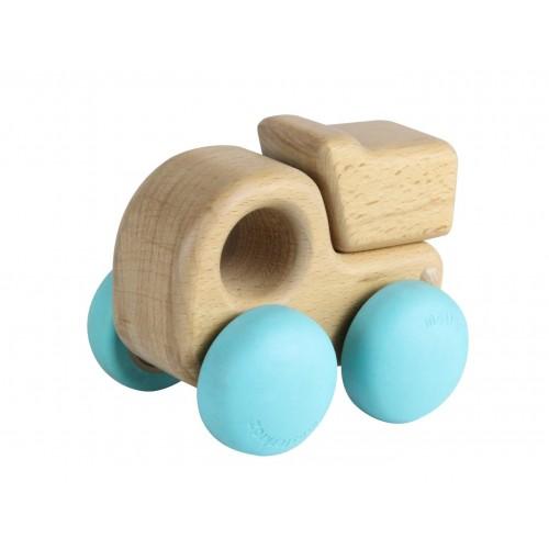 Dřevěné autíčko – náklaďák