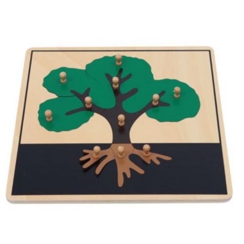 Puzzle - strom