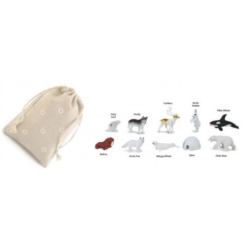 Arktida - Safari Ltd (balení v lněném pytlíku)