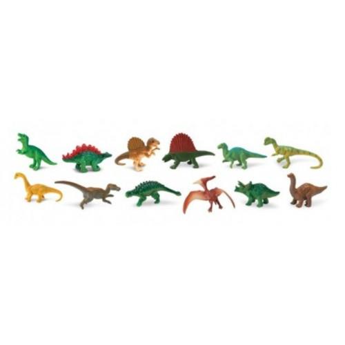 Mláďata dinosaurů - tuba Safari Ltd