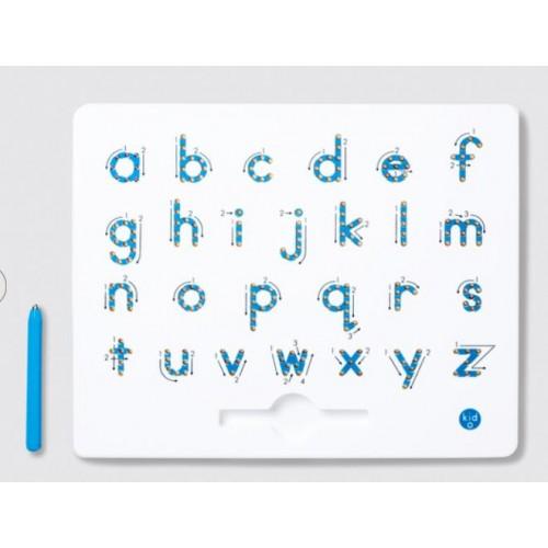 Magnetická tabuľka - Malé tlačeným písmom