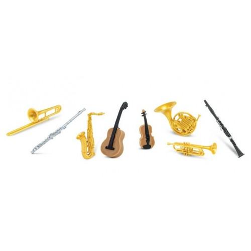 Hudební nástroje - tuba Safari Ltd
