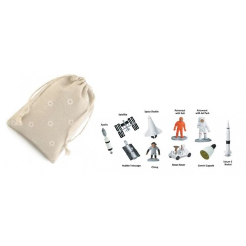 Vesmír - Safari Ltd (balení v lněném pytliku)
