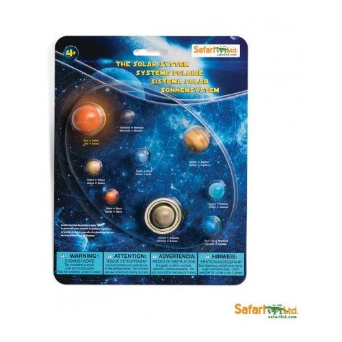 Sluneční soustava - Safari Ltd Safariology