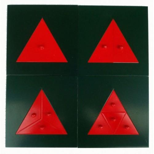 Kovové trojúhelníky