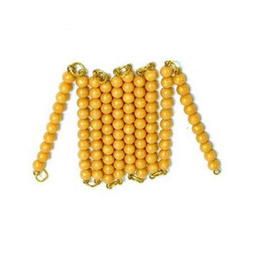 """""""Stovkový"""" perlový řetěz"""