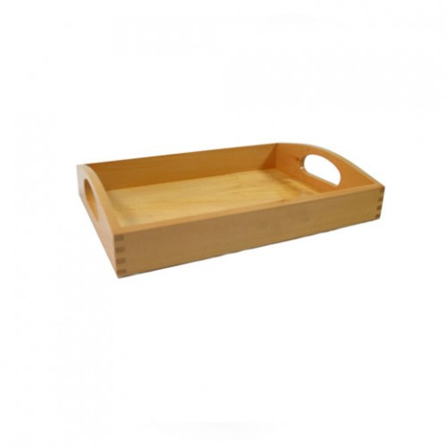 Dřevěný podnos malý