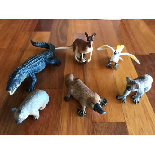 Australská zvířata