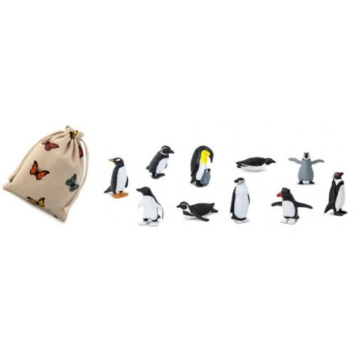 Insekten - Safari Ltd (in Leinensäckchen verpackt)