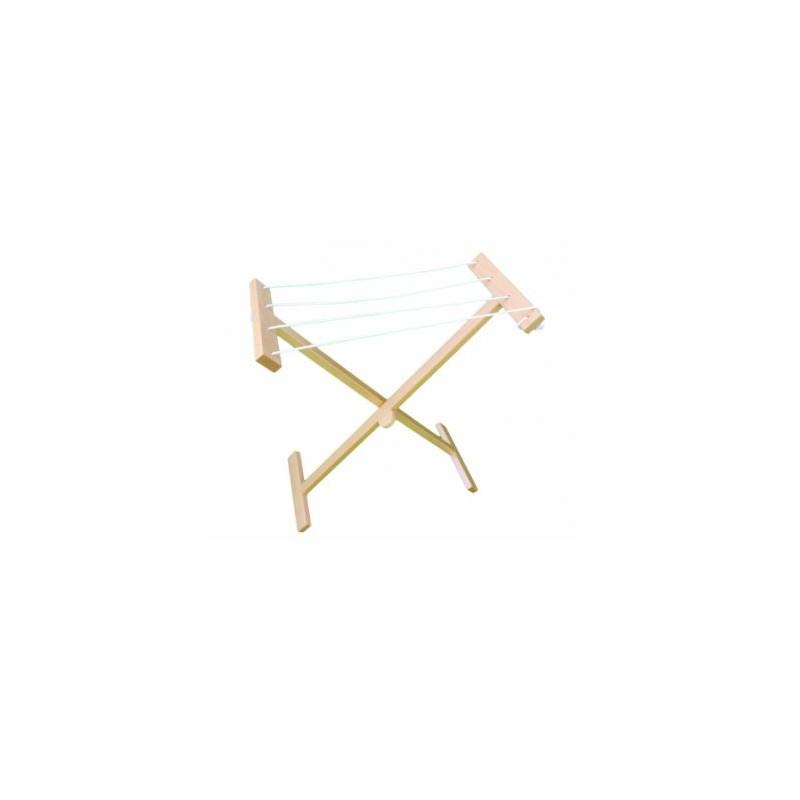 Dřevěný sušák na prádlo - dětský