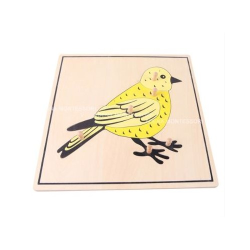 Puzzle - pták