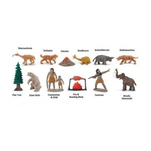 Prehistorický život - tuba Safari Ltd