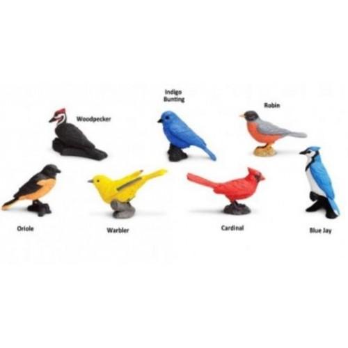 Ptáci - tuba Safari Ltd
