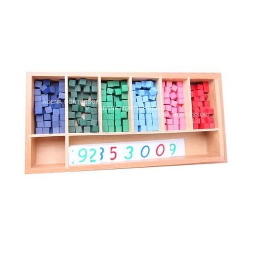 Kostičky pro počítání s desetinnými čísly