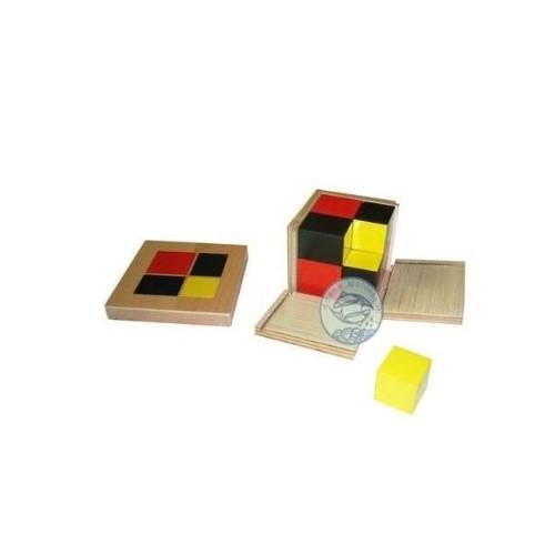 Algebraická binomická krychle