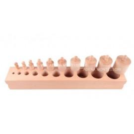 Montessori smyslový materiál